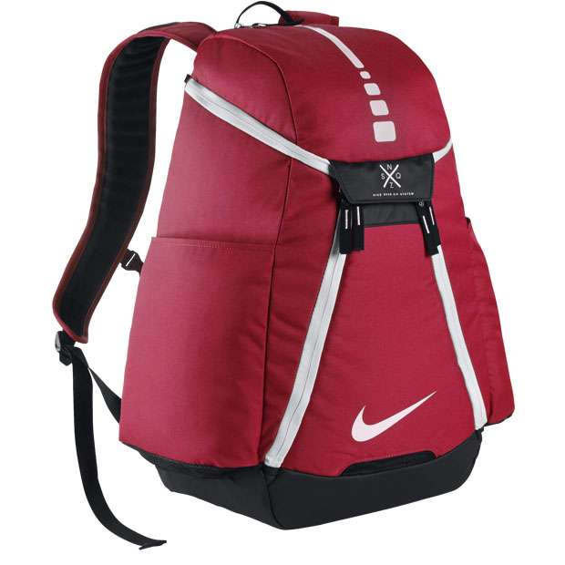 Mochila Nike Hoops Elite Max Air Team 2.0 (Rojo)