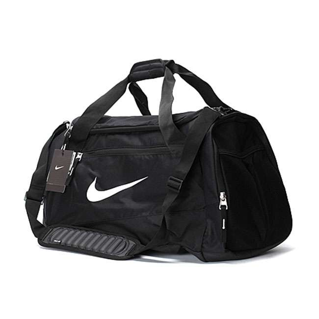 3d9f8fc8b9 Bolsa Nike Hoops Elite Max Air Basketball Duffel Bag (Negro) - La ...