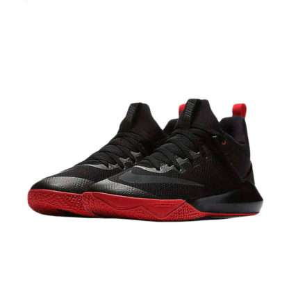 NIKE ZOOM SHIFT (NEGRO-ROJO)