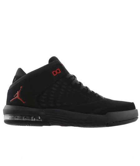 JORDAN FLIGHT ORIGIN 4 (NEGRO)