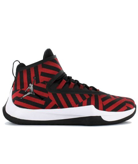 JORDAN FLY UNLIMITED (ROJO/NEGRO)