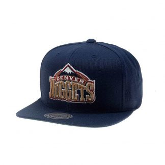 GORRA MITCHELL AND NESS INTL225 NUGGETS