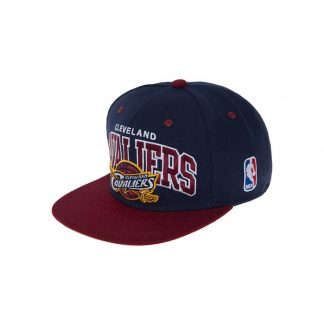 GORRA MITCHELL AND NESS INTL226 CLEVELAND