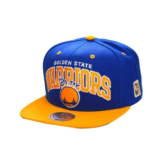 GORRA MITCHELL AND NESS INTL226 GSW