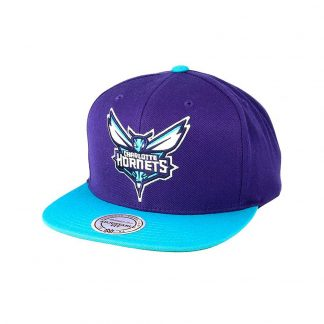 GORRA MITCHELL AND NESS INTL226 HORNETS