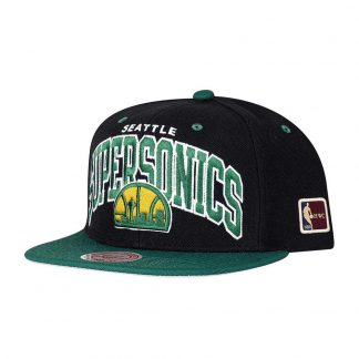 GORRA MITCHELL AND NESS INTL226 SUPERSONICS