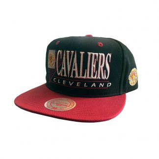 GORRA MITCHELL AND NESS INTL231 CLEVLAND