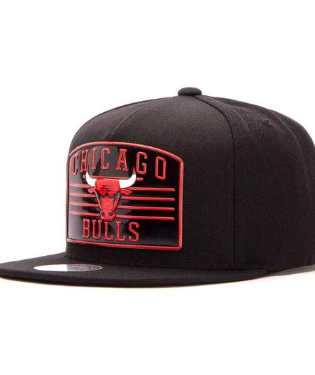 GORRA MITCHELL AND NESS INTL232 BULLS