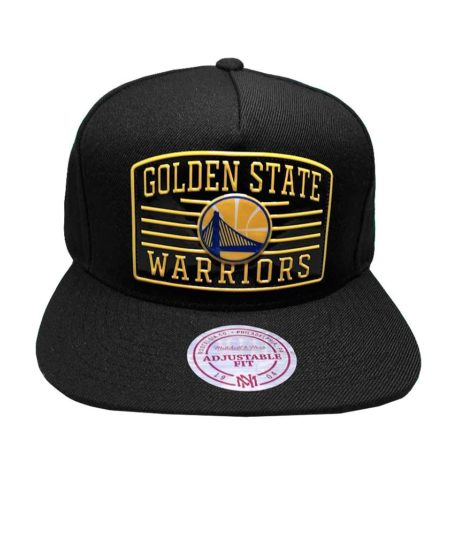 GORRA MITCHELL AND NESS INTL232 GSW