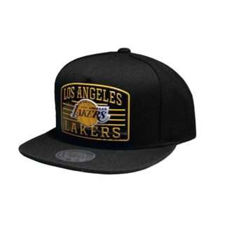 GORRA MITCHELL AND NESS INTL232 LAKERS