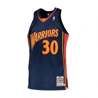 CAMISETA NBA GOLDEN STATE WARRIORS STEPHEN CURRY 30 (AZUL)