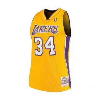 Camiseta NBA Lakers Shaquille O'neal