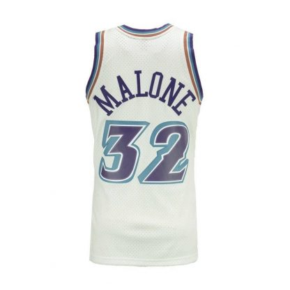 Camiseta Nba Utah Jazz Karl Malone 32