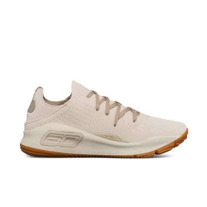 Under Armour Curry 4 Low (Beige)