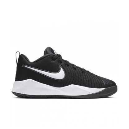 Nike Team Hustle Quick 2 (GS) (Negro)